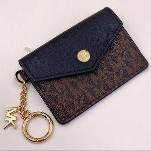 Michael Kors Kala SM Flp KY CARD CASE Wallet